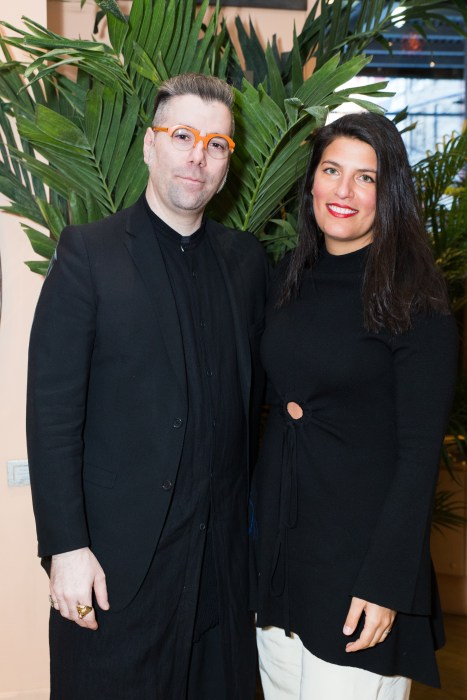 Jeff Press, Rosie Assoulin