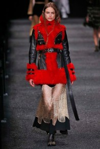 Alexander McQueen Paris Womenswear Fall Winter 2017 Paris March 2017