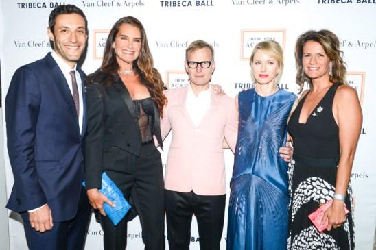 Alain Bernard, Brooke Shields, Will Cotton, Naomi Watts, Christina Di Donna