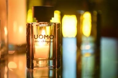 Salvatore Ferragamo celebrates UOMO: hosted by actor Ben Barnes