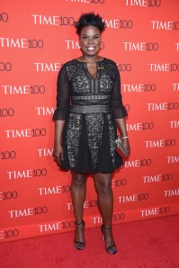 NEW YORK, NY - APRIL 25: Comedian Leslie Jones attends the 2017 Time 100 Gala at Jazz at Lincoln Center on April 25, 2017 in New York City. (Photo by Dimitrios Kambouris/Getty Images for TIME)