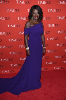 NEW YORK, NY - APRIL 25: Actress Viola Davis attends the 2017 Time 100 Gala at Jazz at Lincoln Center on April 25, 2017 in New York City. (Photo by Dimitrios Kambouris/Getty Images for TIME)