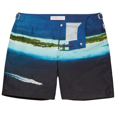 ORLEBAR BROWN X ONE & ONLY REETHI RAH MALDIVES - £225 _ $345