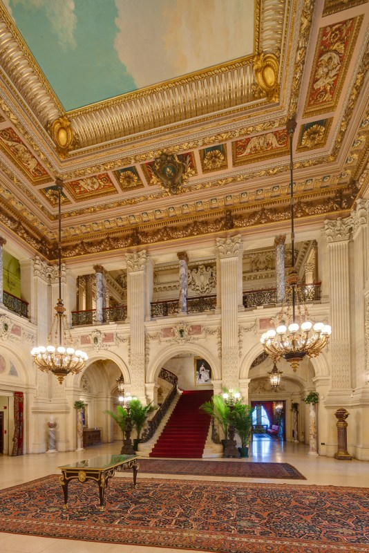 The Great Hall at The Breakers