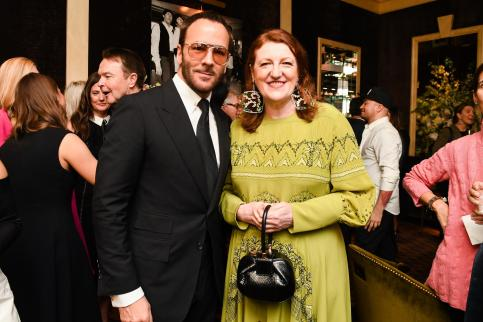 Tom Ford, Glenda Bailey