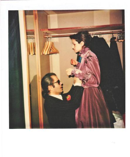Joan juliet buck wedding