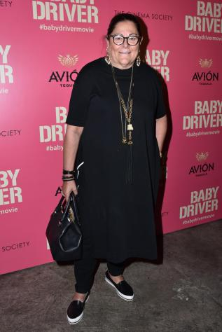"Fern Mallis== TriStar Pictures with The Cinema Society & Avion host a screening of ""Baby Driver""== Metrograph, NYC== June 26, 2017== ©Patrick McMullan== Photo - Jared Siskin/PMC== =="
