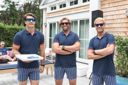 SAG HARBOR, NY - JULY 15: Atmosphere at the The Daily Summer's 3rd annual Boys of Summer Party on July 15, 2017 in Sag Harbor, New York. (Photo by Presley Ann/Patrick McMullan via Getty Images)