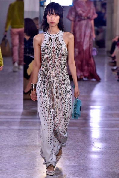 Bottega Veneta Milan Fashion Week Spring Summer 2018 Milan September 2017
