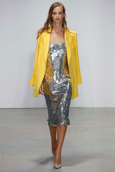 OScar De La Renta New York Fashion Week Spring Summer 2018 NY September 2017
