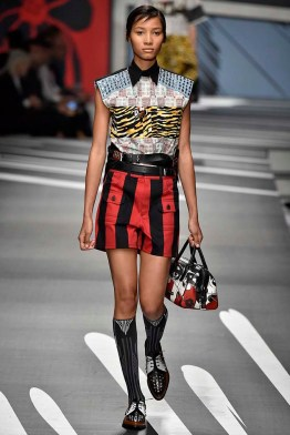 Prada Milan Fashion Week Spring Summer 2018 Milan September 2017
