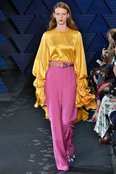 Roksanda London Fashion Week Spring Summer 2018 London September 2017