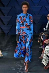 Roksanda London Fashion Week Spring Summer 2018 London September 2017