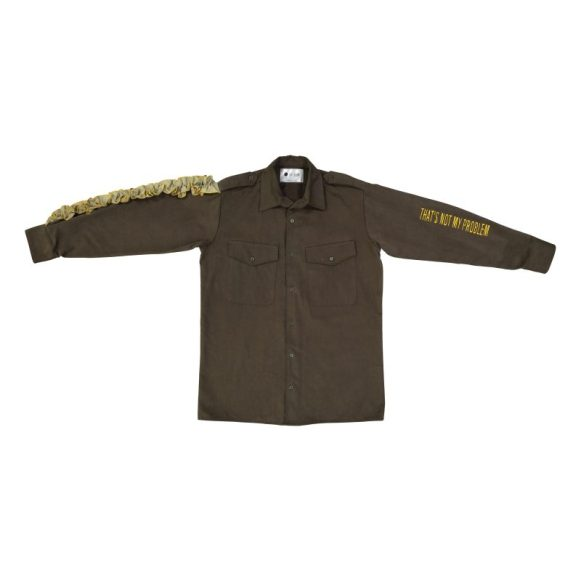 The Fiesta Army Jacket green