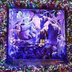 Saks x Disney Holiday Window (11)