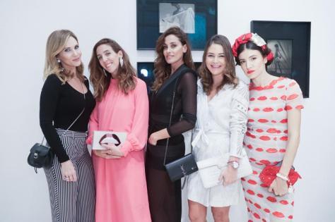 Camila Canabal, Andy Faerman, Debora Bello, Adriana Castro, Danie Gomez Ortigoza