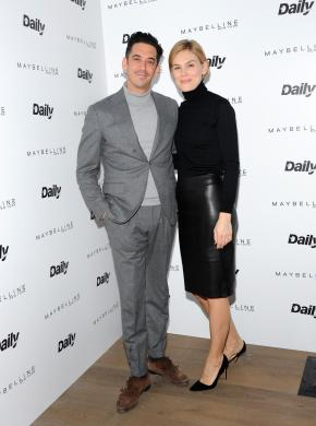 John Meadow and Karin Meadow (Getty Images)