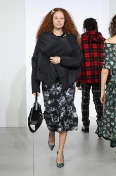 Michael Kors fall 2018 (Getty Images)