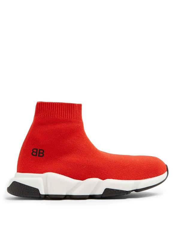 Balenciaga Kids Speed Trainers