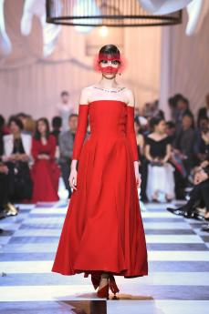 Dior's Shanghai couture capsule collection for spring 2018 (Dior)