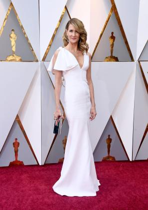 Laura Dern in Calvin Klein by Appointment (Getty Images)