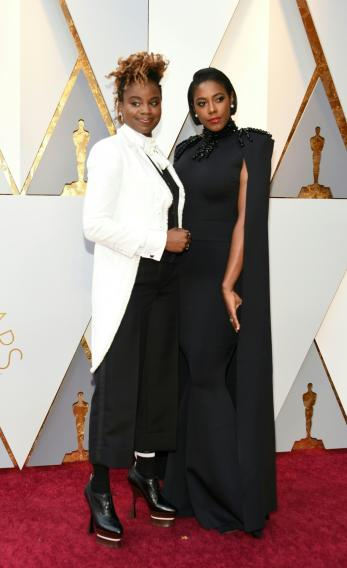 Dee Rees and Sarah Broom (Getty Images)