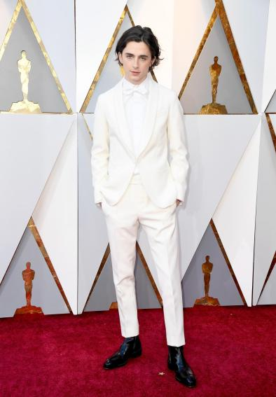 Timothee Chalamet (Getty Images)