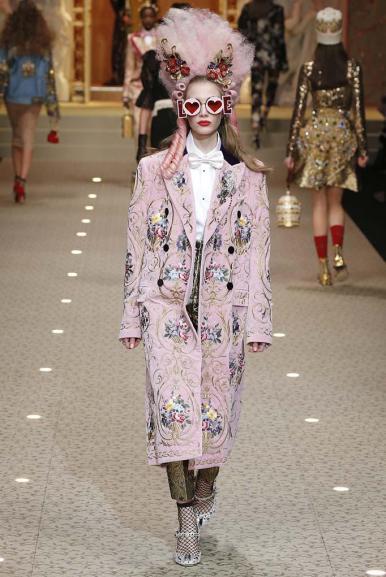 Dolce Gabbana fall 2018 (FirstView)