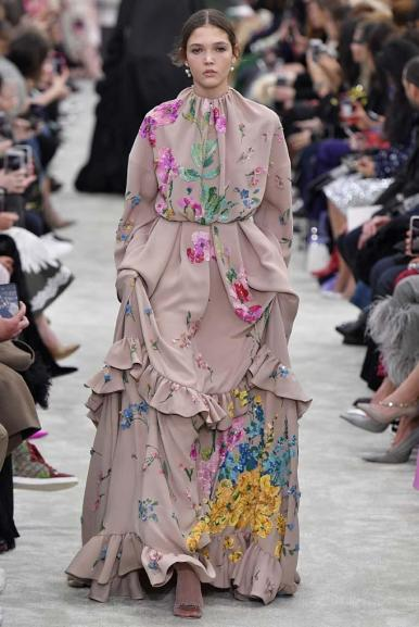 Valentino fall 2018 (FirstView)