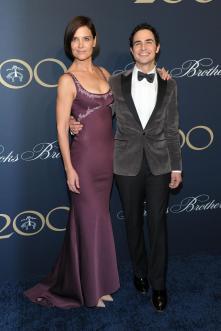 Katie Holems and Zac Posen (Patrick McMullan)