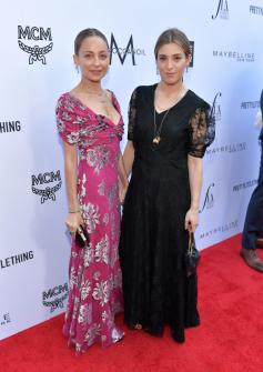 Nicole Richie and Jamie Mizrahi (Getty Images)