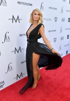 Paris Hilton (Getty Images)