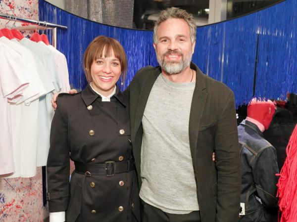 Rashida Jones and Mark Ruffalo (BFA)