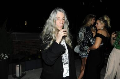 Patti Smith (Patrick McMullan)