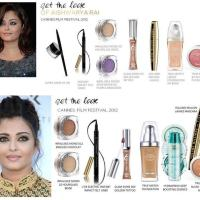 Aishwarya Rai-Bachchan - Get the Cannes Look Courtesy of L'Oreal Paris