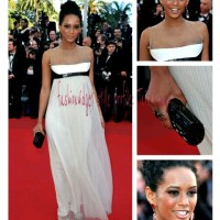 Cannes 2012 Fashion Statement Alert: Tais Araujo in Pedro Lourenço