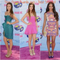 Style and Fashion at the Teen Choice Awards 2012 - the Good, the Bad and the What on Earth???