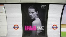 Tube Station Advertising...