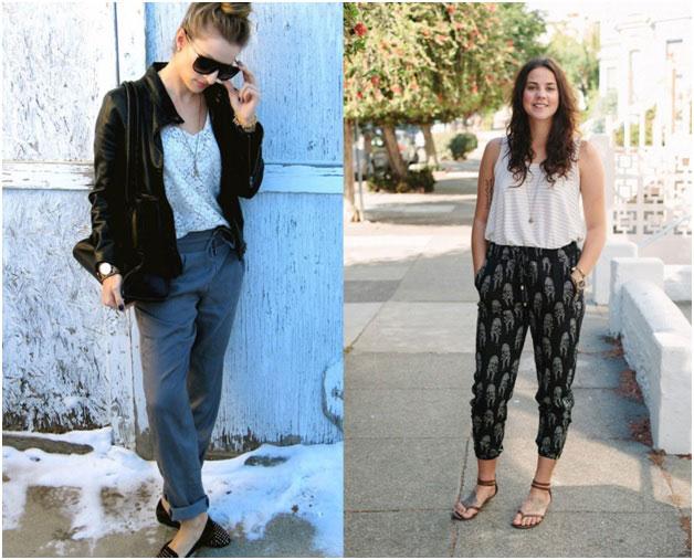 2-female-models-in-trendy-pajamas