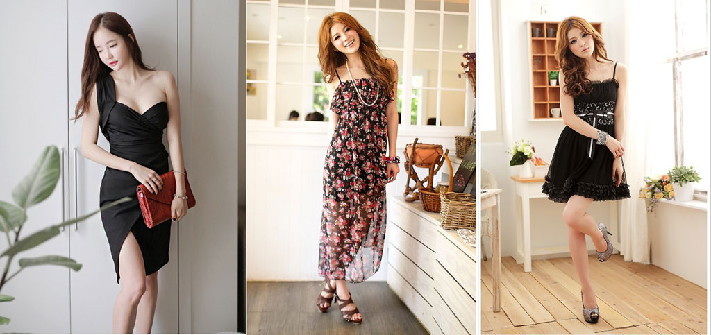 7 Must Have Korean Fashion Dresses