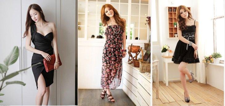Korean-Fashion-Dresses-For-Women-Girls