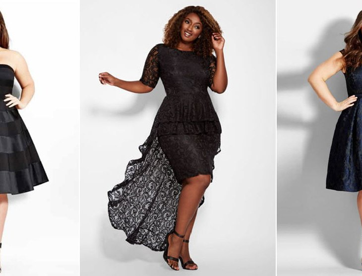 Party Dresses For Plus Size Women Archives Fashion Yogini