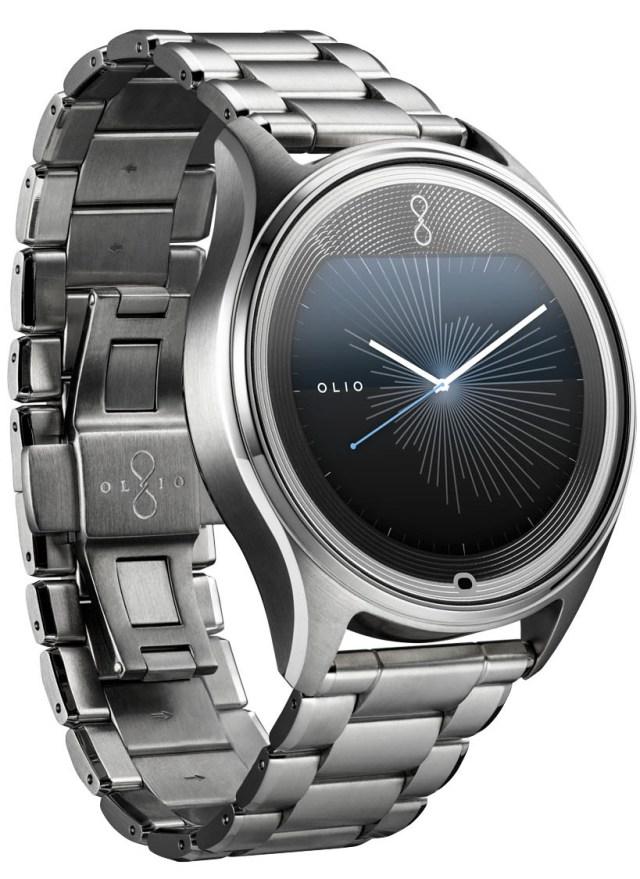 olio watch