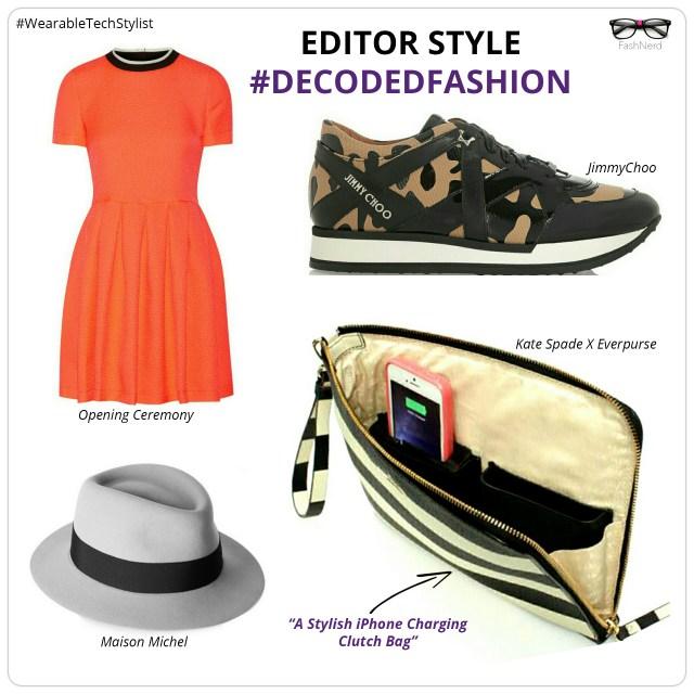 Editor style decoded fashion