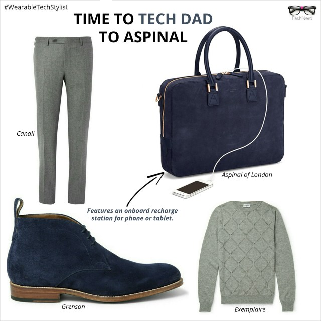 Styling Man Tech Bag