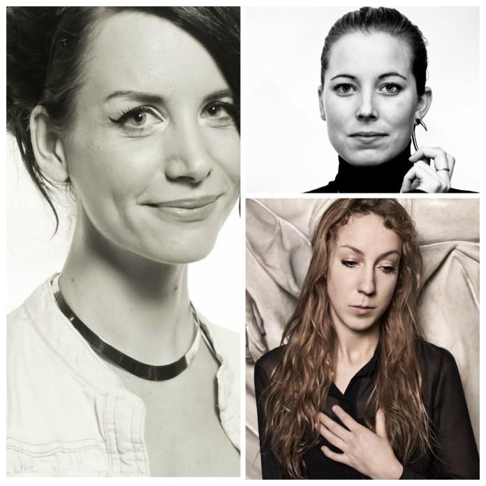 Dutch Fashion Tech Pioneers: Pauline van Dongen, Anouk Wipprecht and Iris van Herpen
