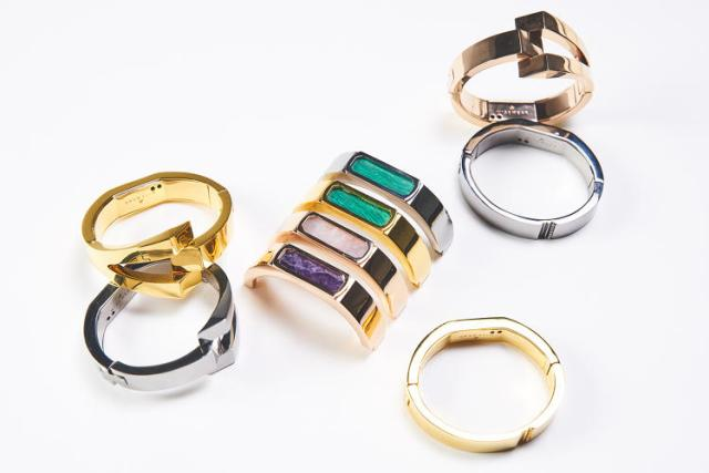 A selection of WiseWear jewellery