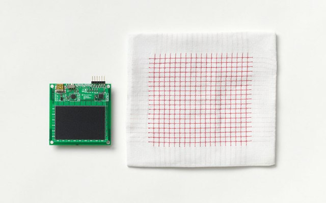 Project Jacquard, Google's new venture to weave touch controls into textiles