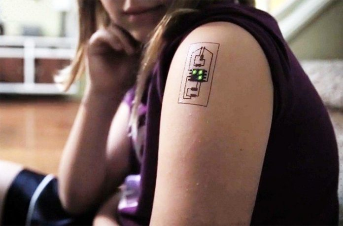 Chaotic Moon Explores Biometric Tattoos For Medicine And The Military
