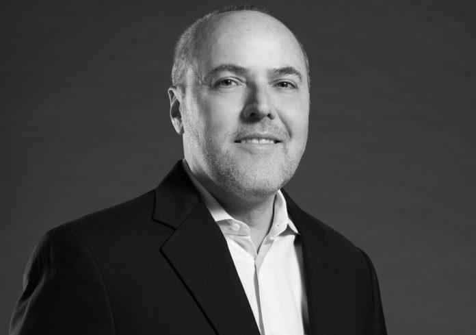 Gregg Stewart co-founder of Fashion Fund